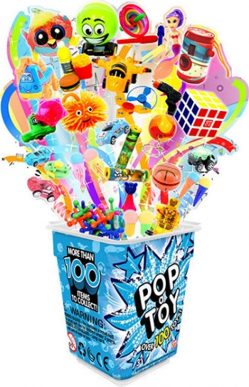 Just Toys Pop A Toy 6092 (Διάφορα Σχέδια) 1τμχ