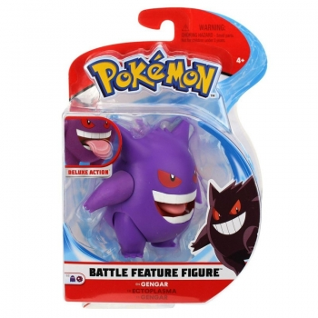 Pokemon Battle Feature Figure Φιγούρα - 3 Σχέδια