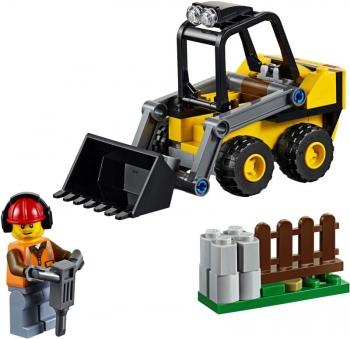 Lego City Construction Loader - Φορτωτής Οικοδομών