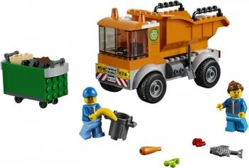 Lego City Garbage Truck - Απορριμματοφόρο