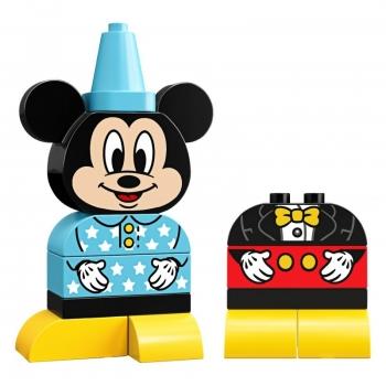 Lego Duplo My First Mickey Build - Η Πρώτη Μου Κατασκευή Του Μίκυ
