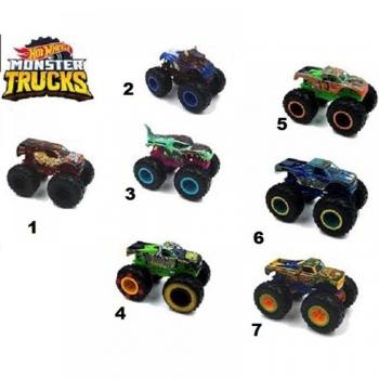 Oχήματα Monster Trucks 7 σχέδια (FYJ44)