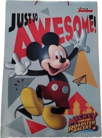 Χάρτινη Σακούλα Disney Γυαλιστερή Μεσαία