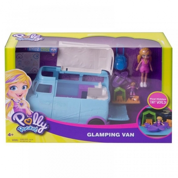 Polly Pocket Glamping Van (FTP74)