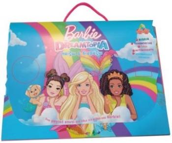 Σετ Δραστηριοτήτων Barbie Dreamtopia- Παίζω & Διαβάζω (BZ.XP.00499) Διάφορα Σχέδια