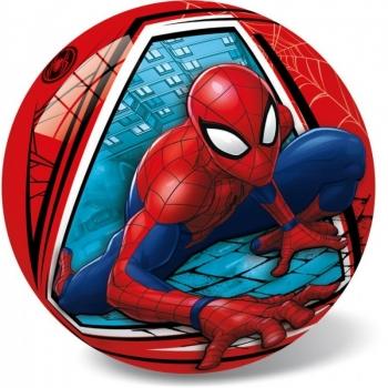 Μπάλα Πλαστική Παιδική Marvel Spiderman Κόκκινη, 23Cm