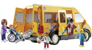 Playmobil Σχολικό Λεωφορείο (9419)