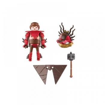 Playmobil Μύξαρχος με Φτεροστολή (70043)