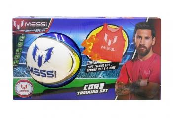 Messi Core Training Set Με Μπάλα, Γιλέκο Και 4 Κώνους (MET18000)