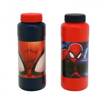 Spiderman Σαπουνόφουσκες Διπλό Μεγάλα Μπουκαλάκια