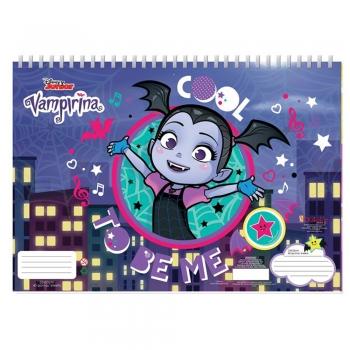 Μπλοκ Ζωγραφικής Vampirina 23x33 40φ (000562349) Διάφορα Σχέδια