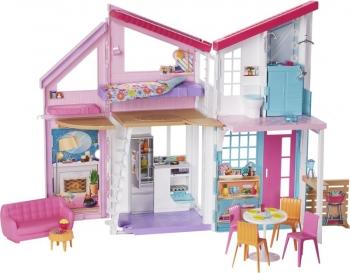 Barbie Malibu Ονειρεμένο Σπίτι (FXG57)