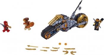 70672 Lego Ninjago Cole\'s Dirt Bike - Μηχανή Κρος Του Κόουλ