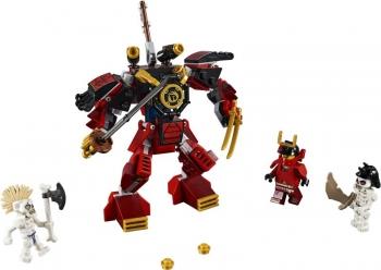 70665 Lego Ninjago The Samurai Mech - Το Ρομπότ Σαμουράι