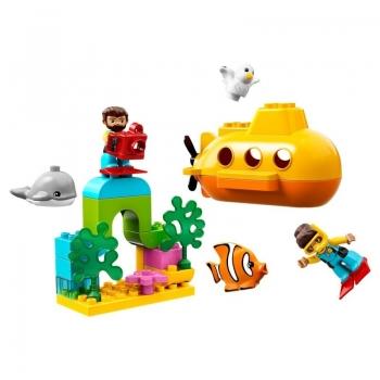 10910 LEGO Duplo Submarine Adventure - Περιπέτεια Με Υποβρύχιο