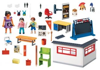 Playmobil City Life Τάξη Ιστορίας