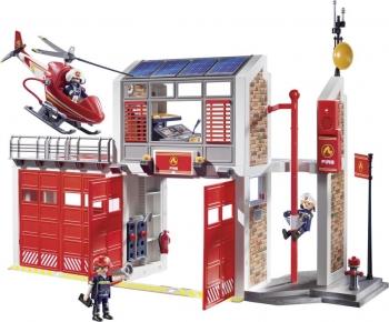 Playmobil Μεγάλος Πυροσβεστικός Σταθμός (9462)