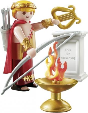 Playmobil Θεός Απόλλων (70218)