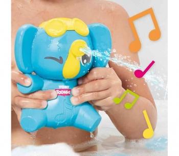 Toomies Sing And Squirt Ελέφαντας Παιχνίδι Μπάνιου