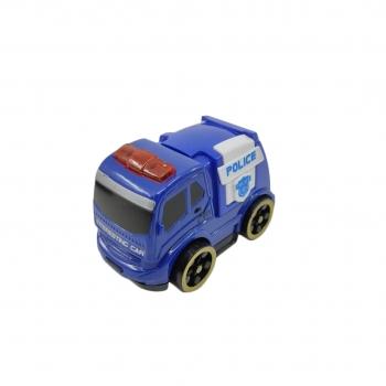 Όχημα Αστυνομίας Πλαστικό Διάφορα Σχέδια