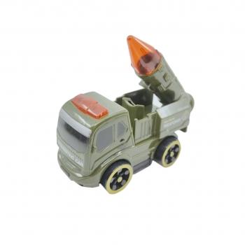 Στρατιωτικό Όχημα Πλαστικό Διάφορα Σχέδια