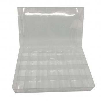 Κουτί Αποθήκευσης Πλαστικό 28 Θέσεων 22X36