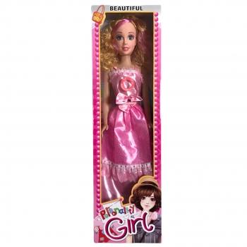 Κούκλα Μανεκέν Ροζ Φόρεμα Personality Girl