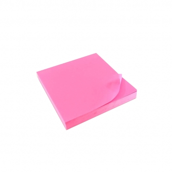 Αυτοκόλλητα Χαρτάκια Σημειώσεων 3Χ3 Διάφορα Χρώματα 100 Φύλλα