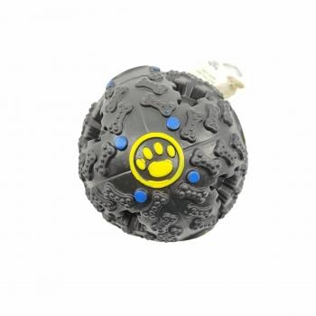 Πλαστική Μπάλα Σκύλου με Ήχο 11 Εκ. Διάφορα Σχέδια
