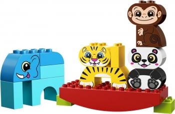 10884 LEGO Duplo My First Balancing Animals - My First Τα Πρώτα Μου Ζωάκια Ακροβάτες