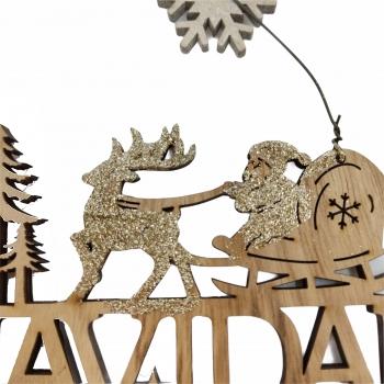 Ταμπ Merry Christmas 22* 0. 5* 11. 3cm