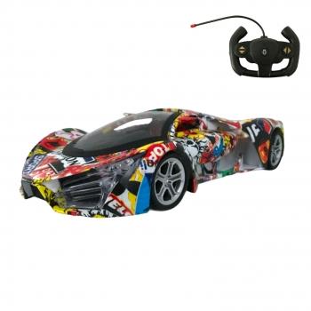 Τηλεκατευθυνόμενο Όχημα Top Speed Διάφορα Χρώματα 42x20x18
