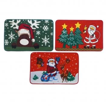 Χαλάκι Εξωτερικό Merry Christmas 40x60