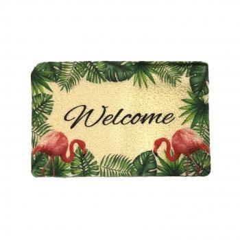 Χαλάκι Εξώπορτας Welcome