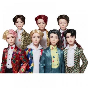 BTS Κούκλες - 7 Σχέδια - 1 Τεμάχιο (GKC86)