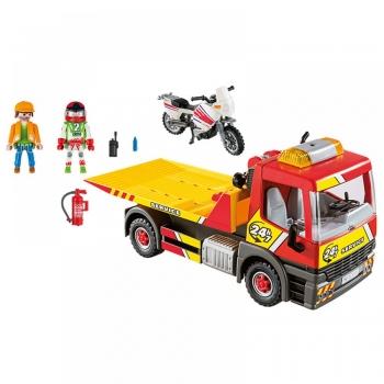 Playmobil City Life Φορτηγό Οδικής Βοήθειας (70199)