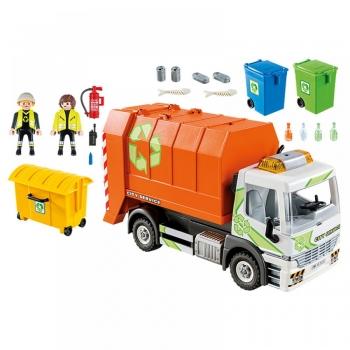Playmobil City Life Φορτηγό Ανακύκλωσης (70200)