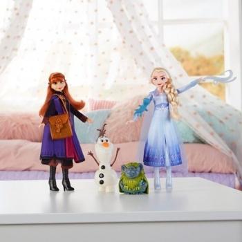 Hasbro Disney Frozen II Storytelling Κούκλα & Φιγούρα -2 Σχέδια