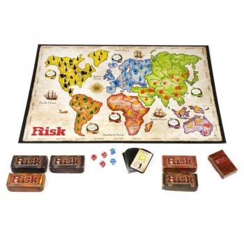 Hasbro Risk Παιχνίδι Στρατηγικής