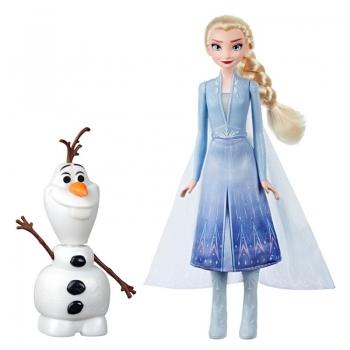 Hasbro Disney Frozen II Όλαφ Και Έλσα