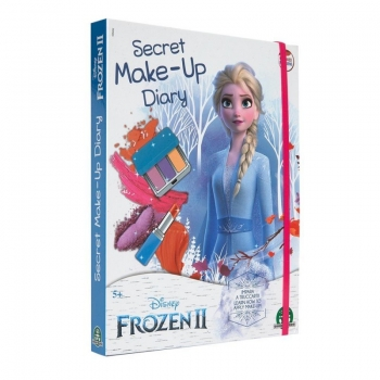 Disney Frozen II Μυστικό Ημερολόγιο Ομορφιάς