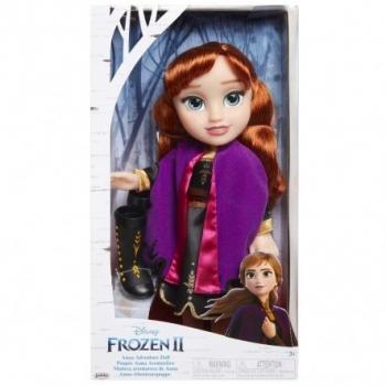 Disney Frozen II Μεγάλη Κούκλα Άννα & Έλσα - 2 Σχέδια