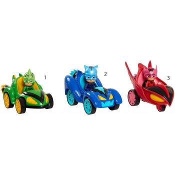 PJ Masks - Πιτζαμοήρωες Οχήματα Hero Blast Με Φιγούρα - 3 Σχέδια