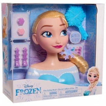 Κεφάλι Ομορφιάς Disney Frozen Έλσα Giochi Preziosi