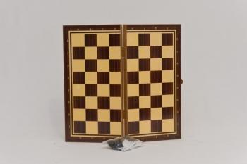 Τάβλι Σκάκι Μεσαίο 40x40cm