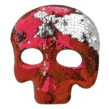 Αποκριάτικη Μάσκα Προσώπου Μαγικές Πούλιες (3-2202) Διάφορα Σχέδια