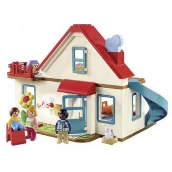 Playmobil Επιπλωμένο Σπίτι