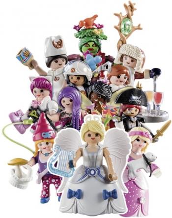 Playmobil Figures Σειρά 17 - Κορίτσι