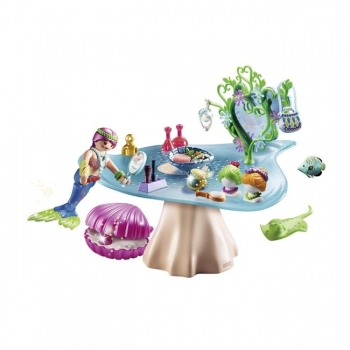 Playmobil Σαλόνι Ομορφιάς Με Θήκη Μαργαριταριών
