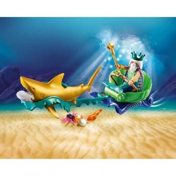 Playmobil Γοργόνα Με Θαλάσσιο Σαλιγκάρι Γόνδολα